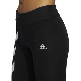 adidas OWN the Run Pantaloni Donna, nero/bianco